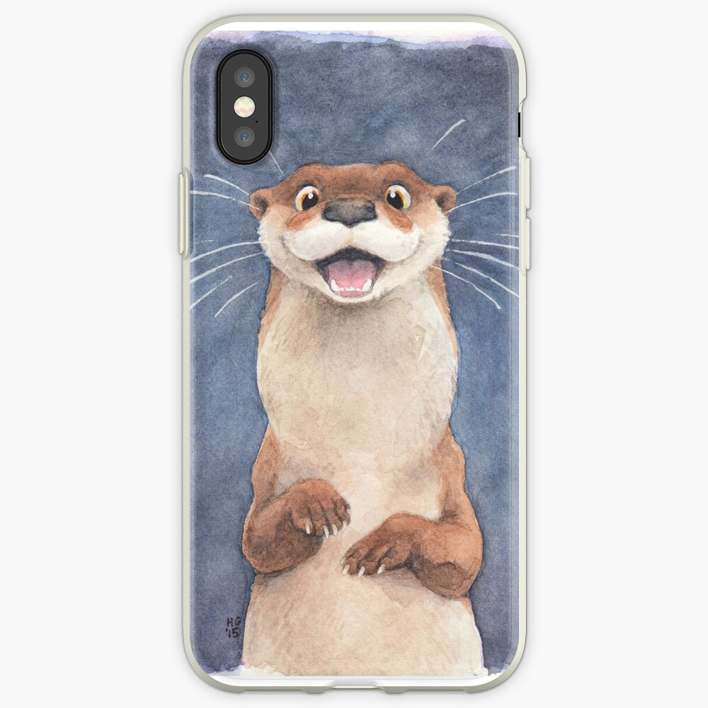 Otter! iPhone Case & Cover