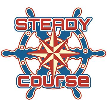 Steady course by togin