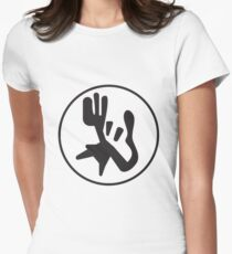 Skamoose Women's Fitted T-Shirt