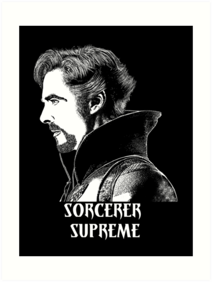 Sorcerer supreme by rach cox