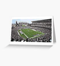 Philadelphia Eagles Nest Greeting Card
