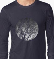 Nature into me! - Black Long Sleeve T-Shirt
