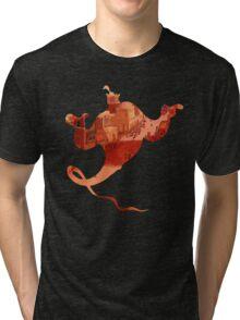 Aladdin Genie Tri-blend T-Shirt