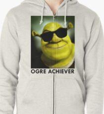 Shrek: Oger-Erfolge Hoodie mit Reißverschluss