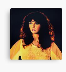 Kate Bush Painting Canvas Print