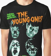 THE YOUNG ONES Nasty Graphic T-Shirt