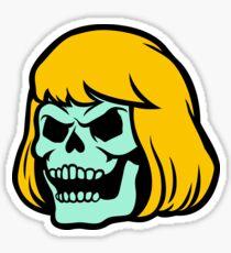 Skeleman Sticker