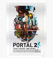 Portal 2 Movie? Poster