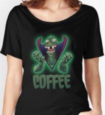 Ziltoid Needs COFFEE Women's Relaxed Fit T-Shirt