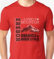 Erebor: The Lonely Mountain T-Shirt
