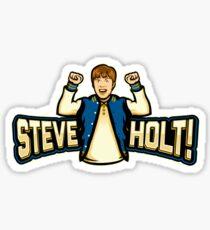 Steve Holt! Sticker