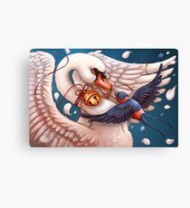 Songbirds Canvas Print