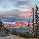 Bald Mountain Pass by Robert C Richmond