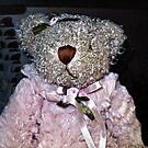 Cuddles Bear Dressed in Sunday Best by EdsMum