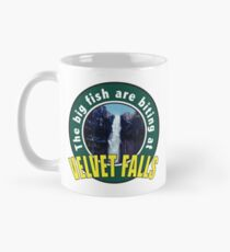 The Big Fish are Biting at Velvet Falls - Deadly Premonition Mug