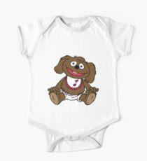 Muppet Babies - Rowlf One Piece - Short Sleeve