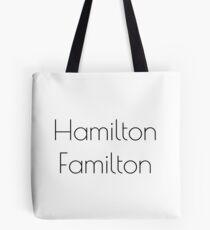 HAM FAM Tote Bag
