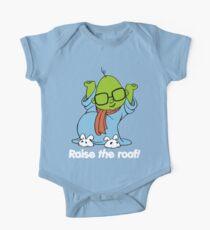 Muppet Babies - Bunsen - Raise The Roof - White Font One Piece - Short Sleeve