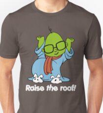 Muppet Babies - Bunsen - Raise The Roof - White Font Unisex T-Shirt