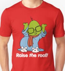 Muppet Babies - Bunsen - Raise The Roof - White Font T-Shirt