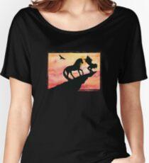 Sun Dancer Women's Relaxed Fit T-Shirt