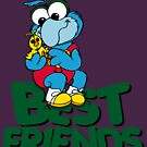 Muppet Babies - Gonzo & Camilla 01 - Best Friends by DGArt