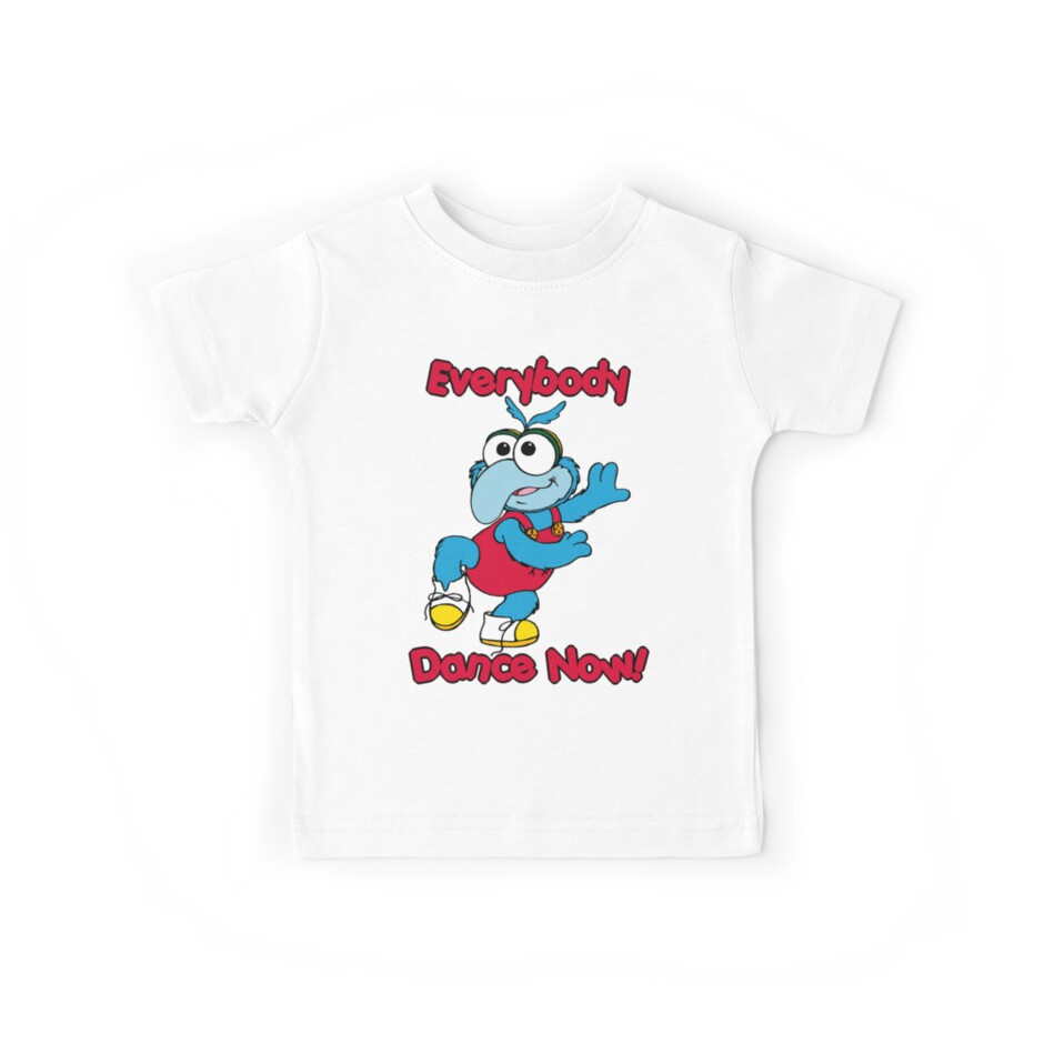 Muppet Babies - Gonzo 01 - Everybody Dance Now by DGArt