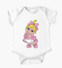 Muppet Babies - Baby Piggie One Piece - Short Sleeve