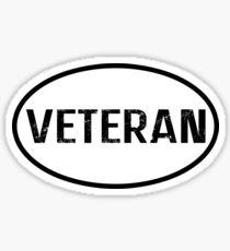 Veteran Sticker