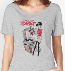 THE ENGLISH BEAT Women's Relaxed Fit T-Shirt