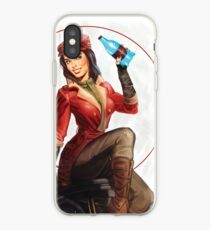 The Wright Pinup! iPhone Case