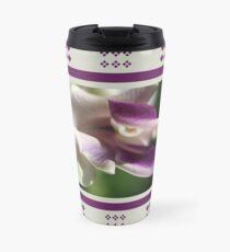 Corkscrew Flower  Full Bloom Travel Mug