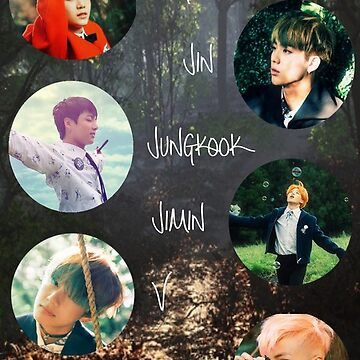 BTS forest by satansaysyo