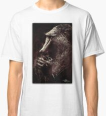 Uganda: Thinker Classic T-Shirt