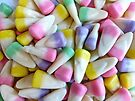 Easter Candy Corn by FrankieCat