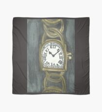 Watch Of Gold Scarf