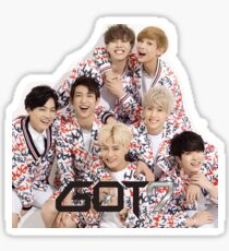 GOT7 Group Picture Sticker