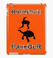 Primitive Parkour iPad Case/Skin