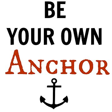 teen wolf - be your own anchor by zeebanshee