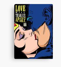 Love Vigilantes by Butcher Billy Canvas Print