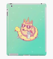 Be awesome! iPad Case/Skin