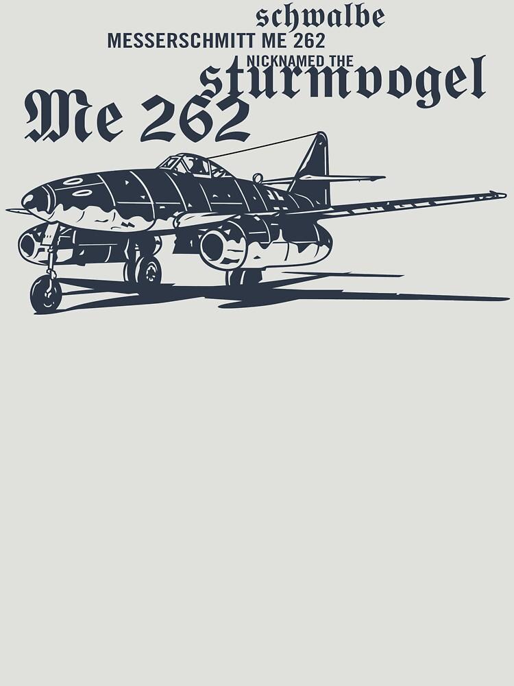 Messerschmitt ME 262 by b24flak