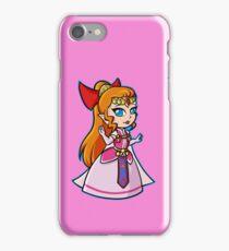 Zelda (Four Swords) iPhone Case/Skin