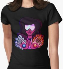 Fury & Patience Women's Fitted T-Shirt