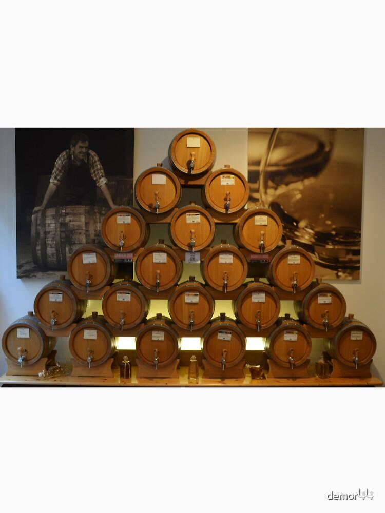 Barrels by demor44