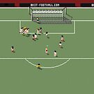 WH Last minute header by 8bitfootball