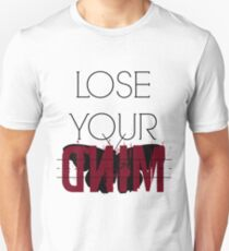teen wolf - lose your mind Unisex T-Shirt