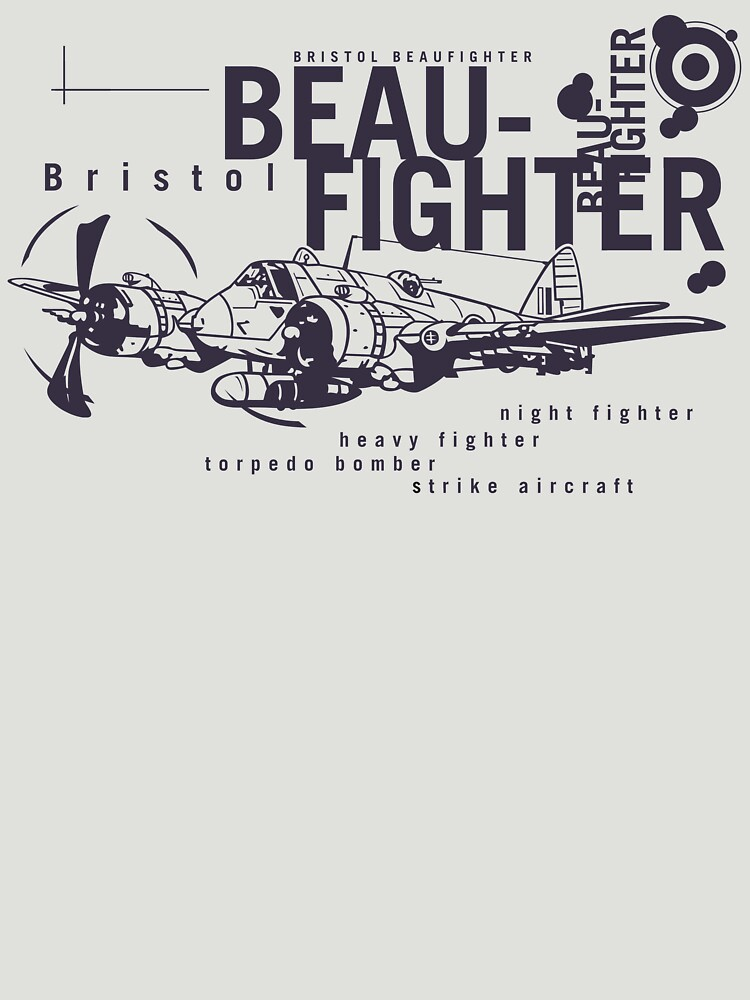 Bristol Beaufighter by b24flak