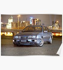 Ford Sierra RS Cosworth Poster