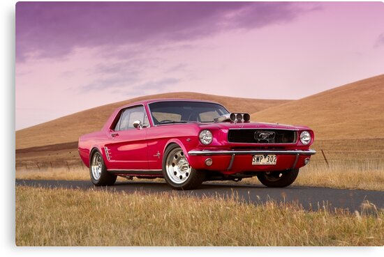 Ford Mustang by John Jovic